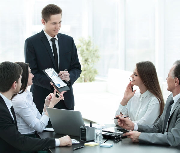 investment banking support services
